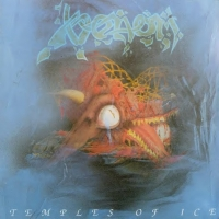 [Venom Temples of Ice Album Cover]