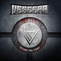 [Vescera Beyond The Fight Album Cover]
