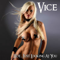[Vice Hot...Just Looking At You Album Cover]