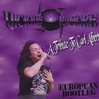 [Vicious Rumors A Tribute To Carl Albert - European Bootleg Album Cover]