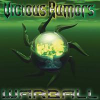 [Vicious Rumors Warball Album Cover]