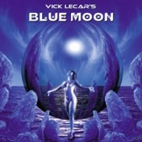 [Vick Lecar's Blue Moon Vick Lecar's Blue Moon Album Cover]
