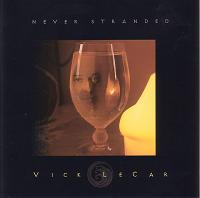 [Vick Lecar Never Stranded Album Cover]