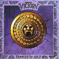[Victory Temples of Gold Album Cover]