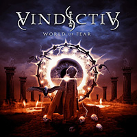 [Vindictiv World of Fear Album Cover]