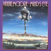 [Vinnie Moore Mind´s Eye Album Cover]