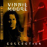[Vinnie Moore Collection: the Shrapnel Years Album Cover]