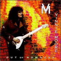 [Vinnie Moore Out of Nowhere Album Cover]