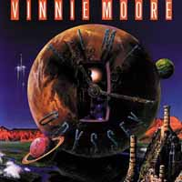 [Vinnie Moore Time Odyssey Album Cover]