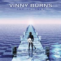 Vinny Burns The Journey Album Cover