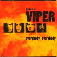 [Viper Everybody Everybody Album Cover]