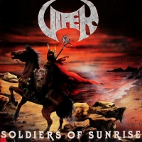 [Viper Soldiers of Sunrise Album Cover]