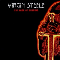 [Virgin Steele The Book of Burning Album Cover]