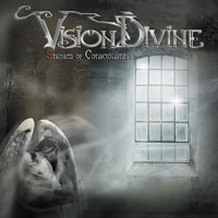 [Vision Divine Stream Of Consciousness Album Cover]