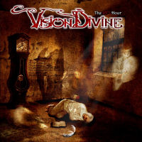 [Vision Divine The 25th Hour Album Cover]