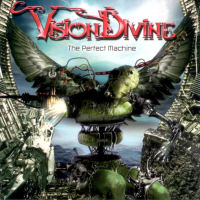 [Vision Divine The Perfect Machine Album Cover]