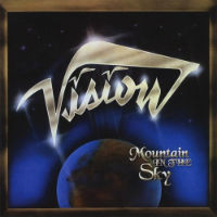 [Vision Mountain In The Sky Album Cover]