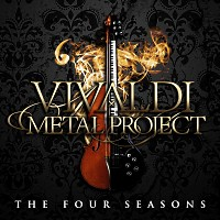 [Vivaldi Metal Project The Four Seasons Album Cover]