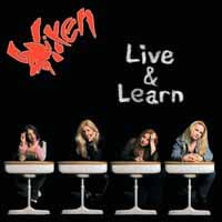Vixen Live and Learn Album Cover