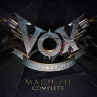 [Voices of Extreme Mach III Complete Album Cover]