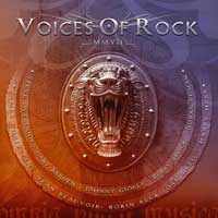 Voices of Rock MMVII Album Cover
