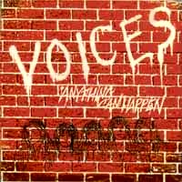 [Voices Anything Can Happen Album Cover]