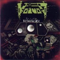 [Voivod Killing Technology Album Cover]