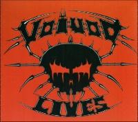 [Voivod Voivod Lives Album Cover]