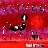 [Voivod Negatron Album Cover]