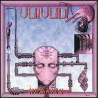 [Voivod Nothingface Album Cover]
