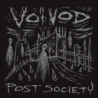 [Voivod Post Society Album Cover]