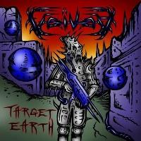 [Voivod Target Earth Album Cover]