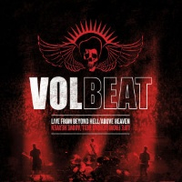 [Volbeat Live from Beyond Hell / Above Heaven Album Cover]