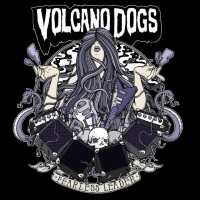 [Volcano Dogs Fearless Leader Album Cover]