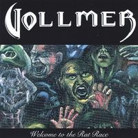 Vollmer Welcome To The Rat Race Album Cover