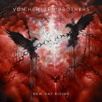 Von Hertzen Brothers New Day Rising Album Cover