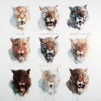 Von Hertzen Brothers Nine Lives Album Cover