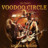Voodoo Circle Locked Loaded Album Cover