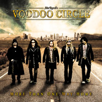 Voodoo Circle More Than One Way Home Album Cover