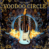 Voodoo Circle Voodoo Circle Album Cover