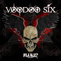 Voodoo Six Fluke Album Cover