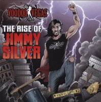 [Voodoo Vegas The Rise Of Jimmy Silver Album Cover]
