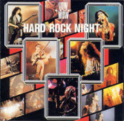 [Vow Wow Hard Rock Night Album Cover]