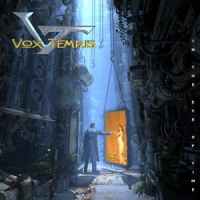 [Vox Tempus In The Eye Of Time Album Cover]