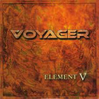 [Voyager Element V Album Cover]