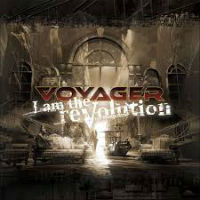[Voyager I Am The Revolution Album Cover]