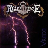 [Allegiance Vrede Album Cover]