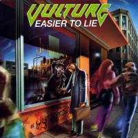 [Vulture Easier to Lie Album Cover]