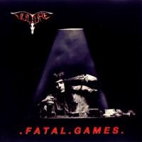 [Vulture Fatal Games Album Cover]