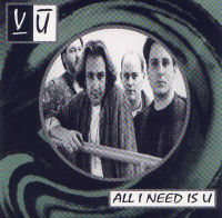 [VU All I Need Is U Album Cover]